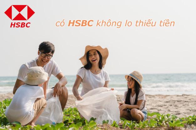 Hướng dẫn vay tiền HSBC trong ngày