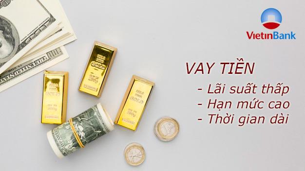 Hướng dẫn vay tiền VietinBank đơn giản