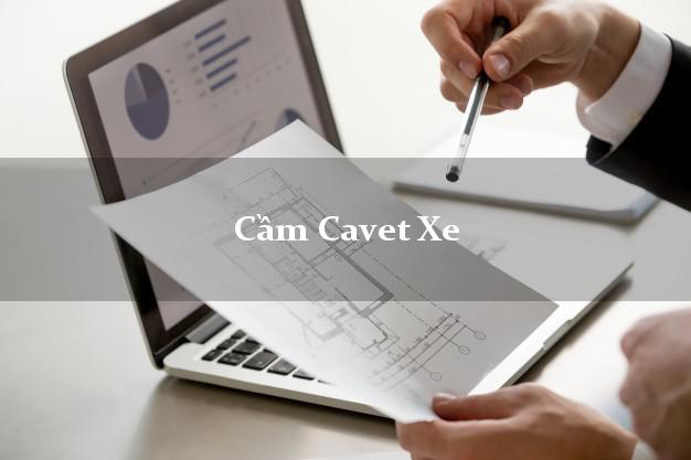Cầm Cavet Xe Photo